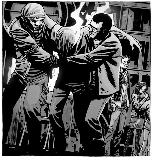 The Walking Dead #106 (preview 1)