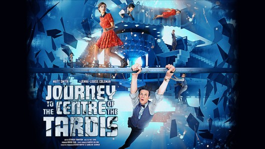 Doctor Who Journey to the Center of the Tardis  Poster)