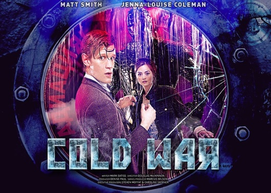Dr Who Cold War (Poster)