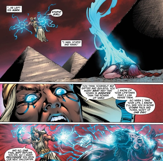 Earth 2 Issue #11 (Preview 3)