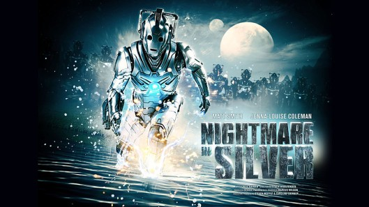 Doctor Who Nightmare in Silver (Poster)