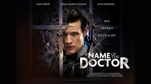 Dr Who The Name of the Doctor