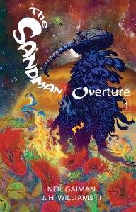 Sandman Overture #1 (Cover)