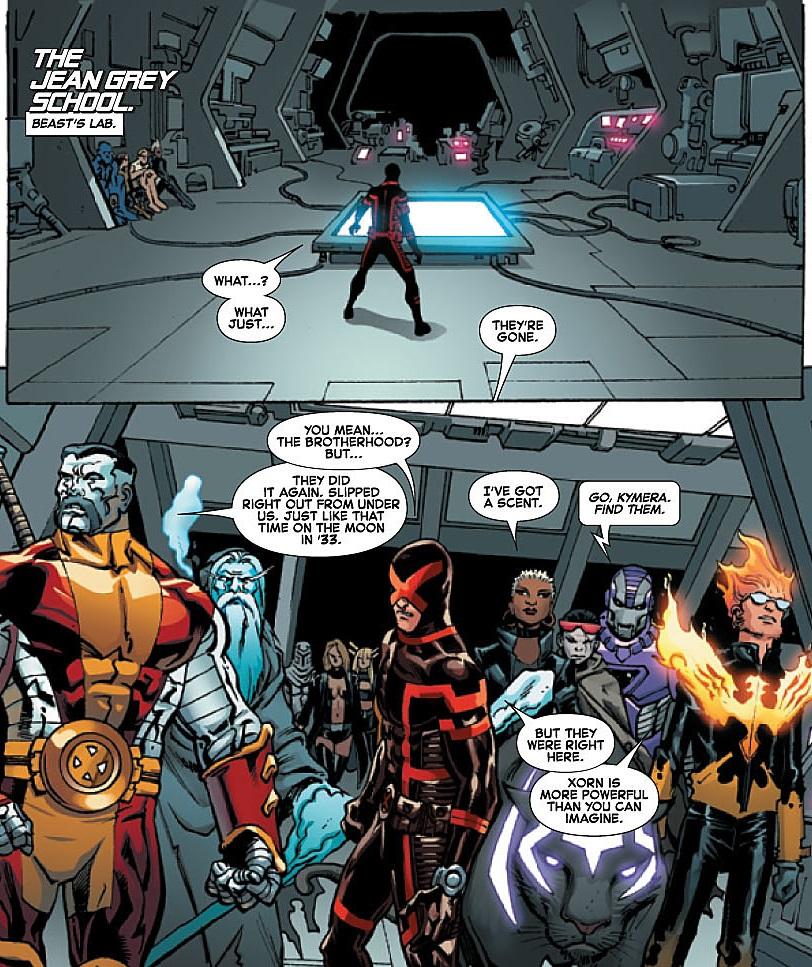 Xorn   Sci-Fi Jubilee