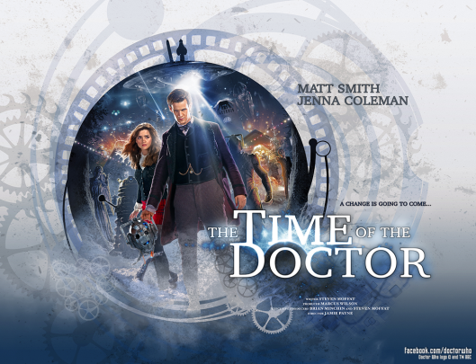 The Time of the Doctor (2)