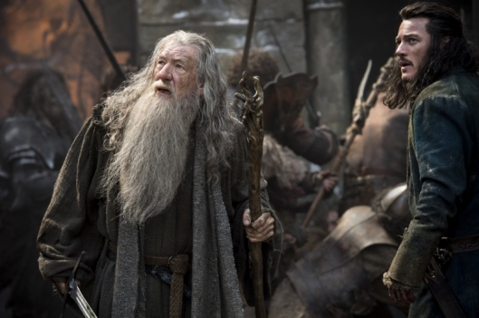 The Hobbit: The Battle of the Five Armies Teaser Trailer