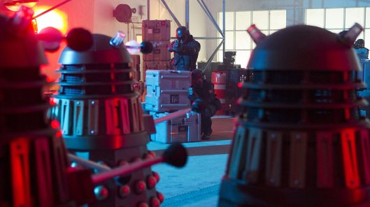 Doctor Who Into The Dalek (3)