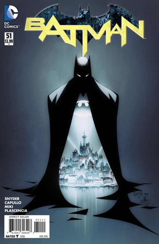 Batman #51 Cover 1