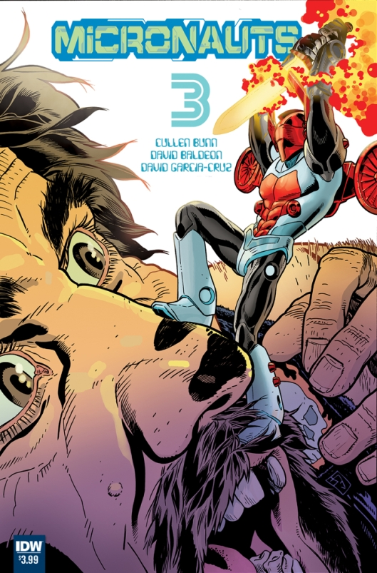 Micronuats #3 COVER